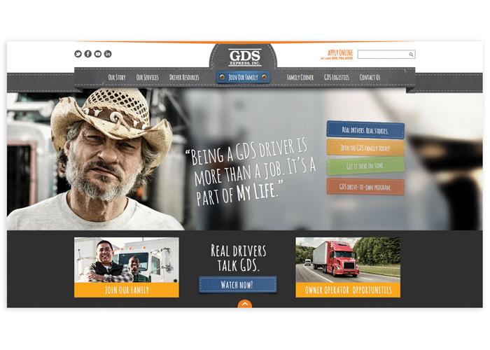 GDS Express Website