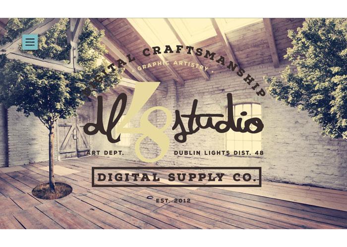 StudioTree: The DL48 Studio Website