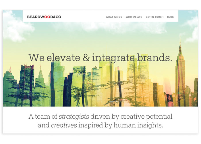 Beardwood&Co Website