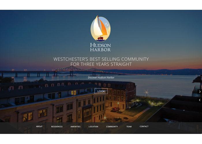 Hudson Harbor Website
