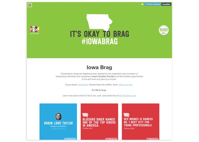 It's OK To Brag!