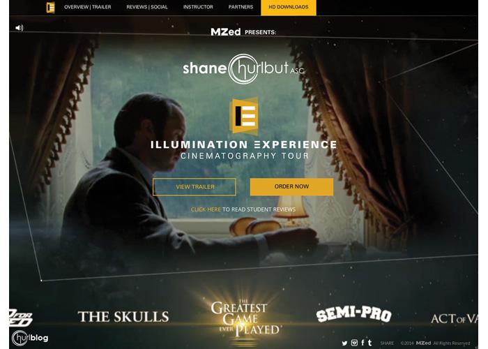 Illumination Experience Website