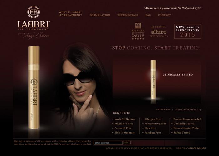 Labbri Website