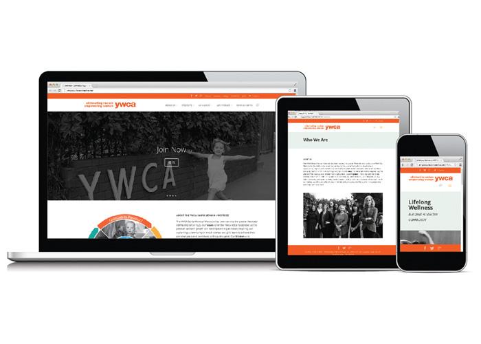 Santa Monica YWCA Website Refresh