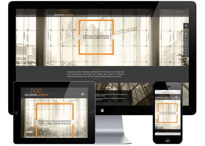 Solomon Joseph Website