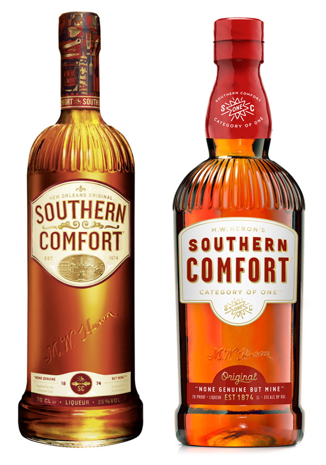 Souther Comfort: Before and After the Redesign