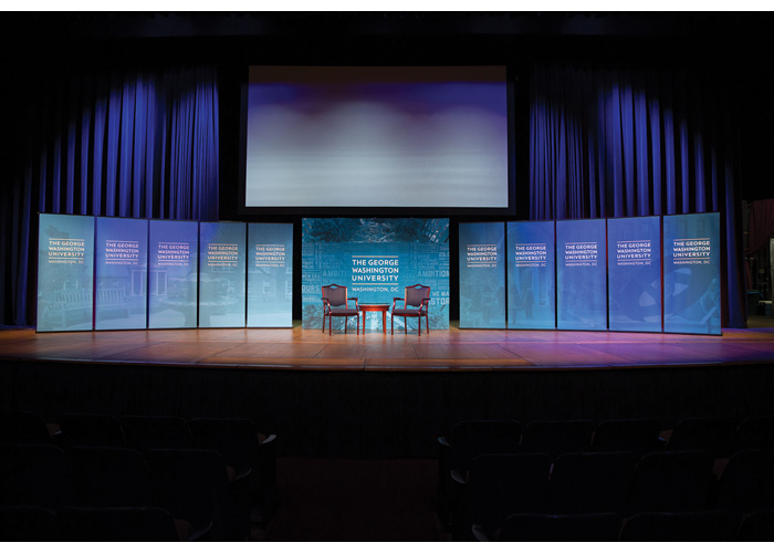 University-wide Event Staging Materials