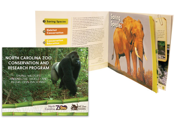 North Carolina Zoo Conservation Report