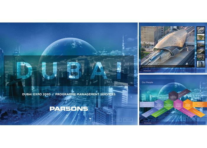 Parsons Dubai 2020 Expo Proposal