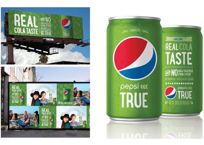 Pepsi TRUE