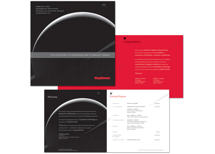 Excellence in Engineering and Technology Awards Brochure
