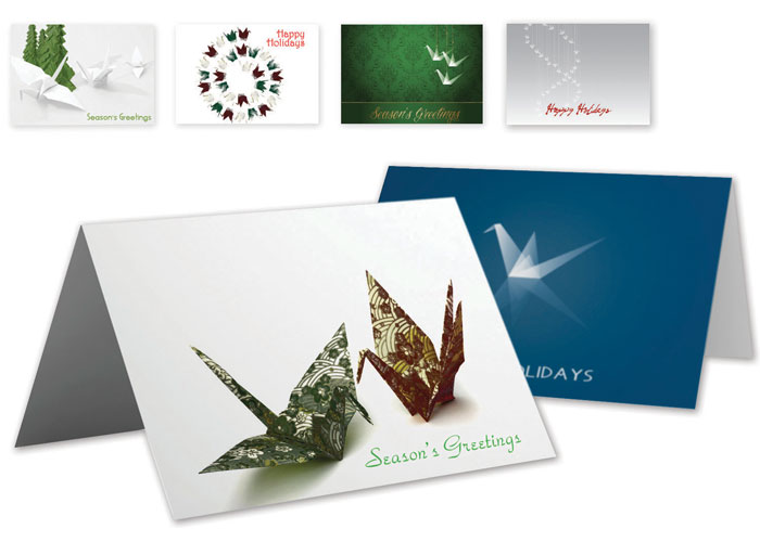 Takeda Holiday Cards