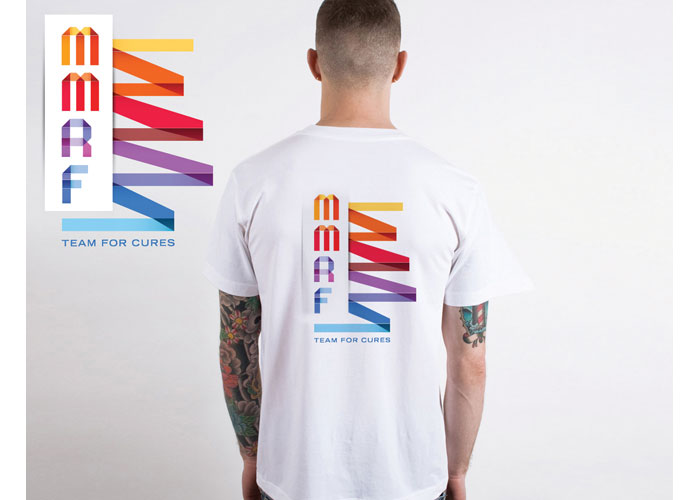 MMRF Team For Cures T-Shirt