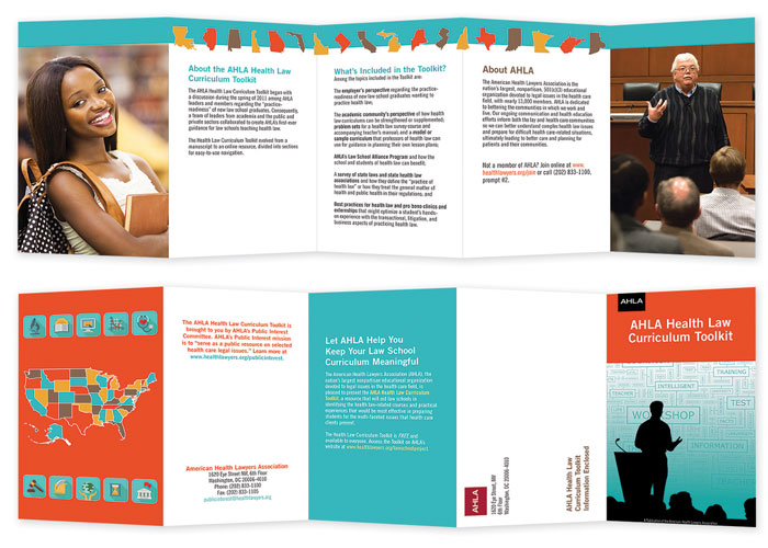 AHLA Health Law Curriculum Mailer