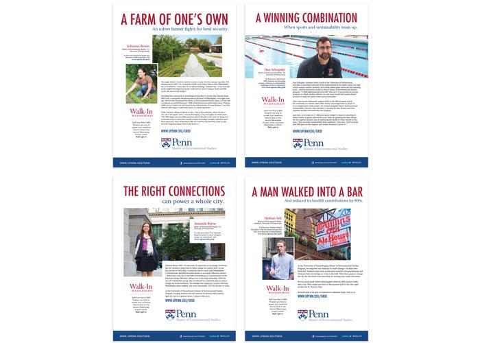 Grid Magazine Advertising Campaign