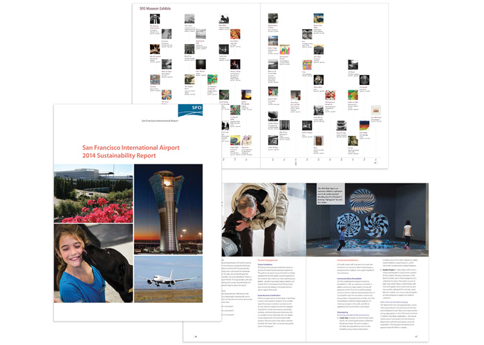San Francisco International Airport 2014 Sustainability Report