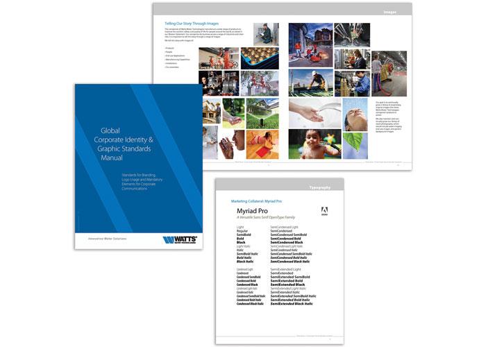 Watts Water Technologies Corporate Identity Standard Guide