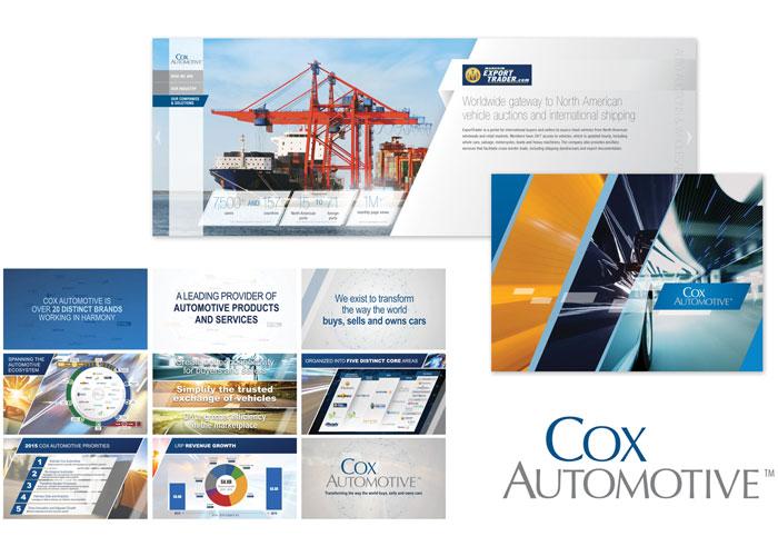 Cox Automotive Brand Identity