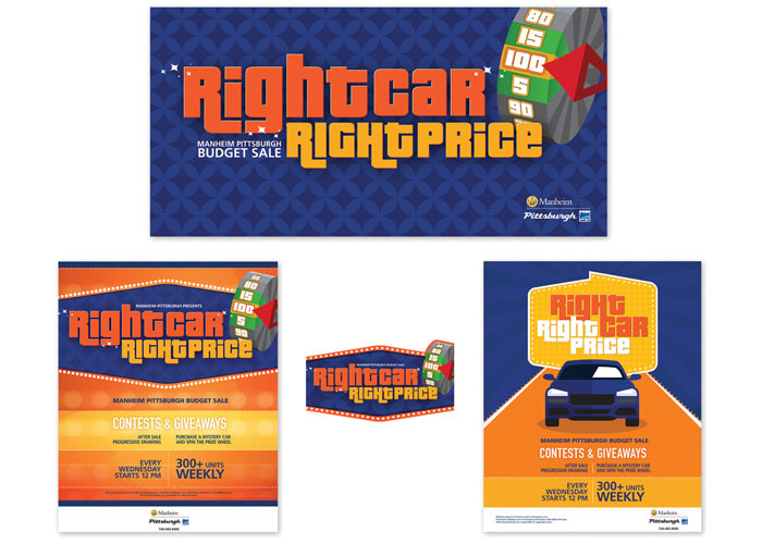 Right Car, Right Price - National Promotion