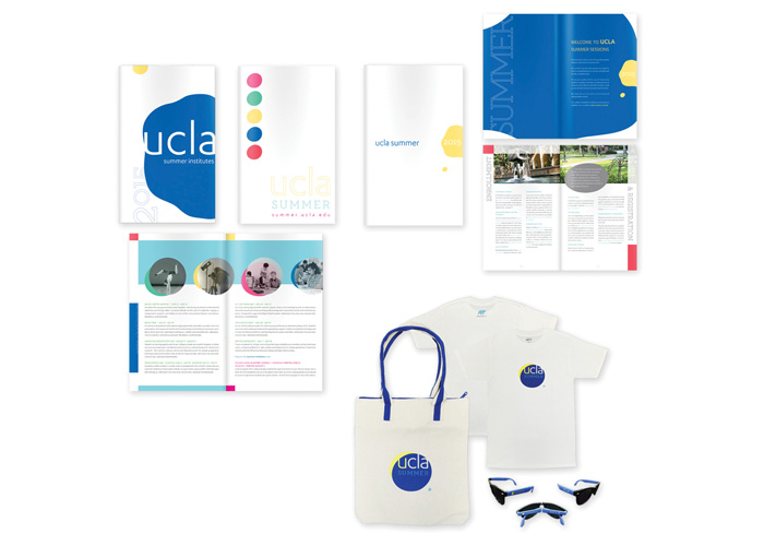 UCLA Brochures and Collateral