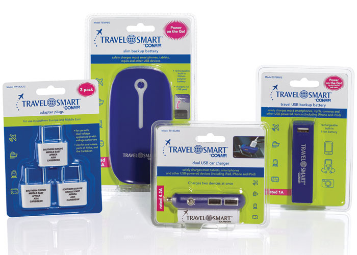 Travel Smart Accessories for Target