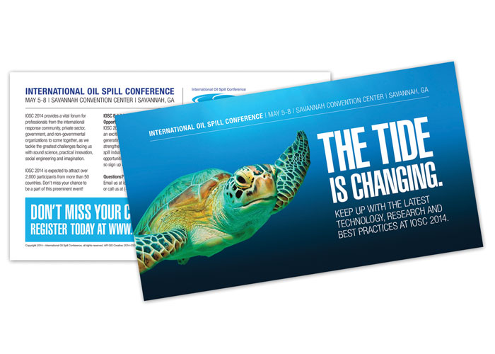 IOSC 2014 Postcard