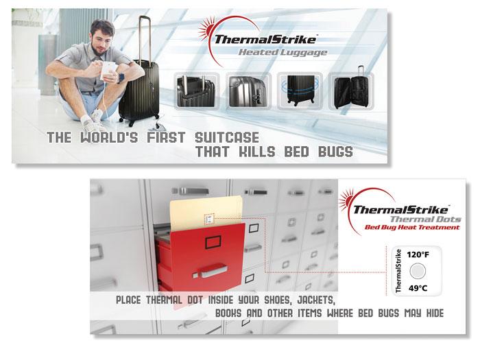 Thermal Strike Web Advertising