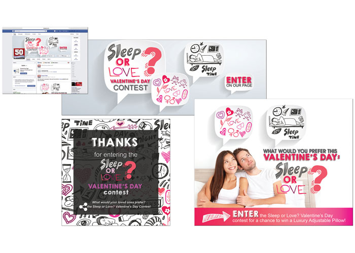 Valentine's Day Facebook Contest