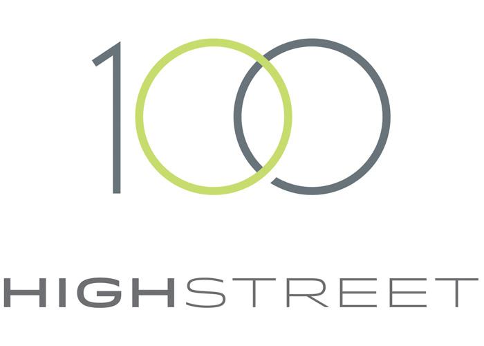 100 High Street Logo