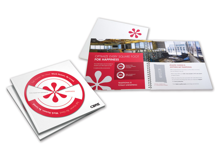 Targeted Tenant Brochure for Eric Mower & Associates