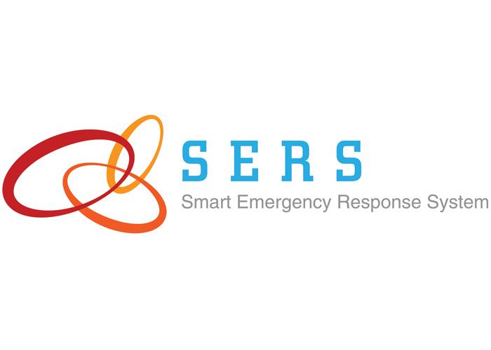 Smart Emergency Response System Logo