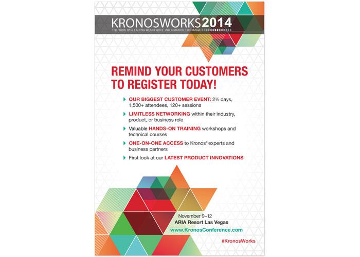KronosWorks Customer Conference