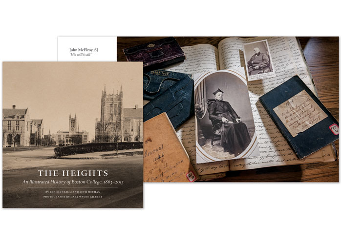 The Heights: An Illustrated History of Boston College - 1863-2013