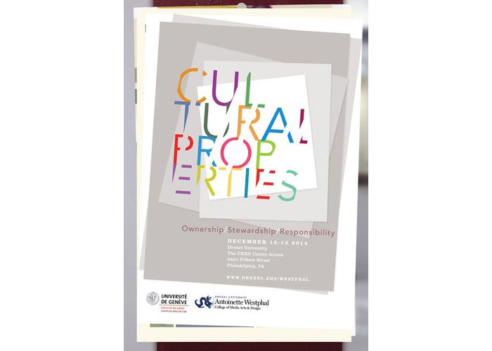 Cultural Properties Poster