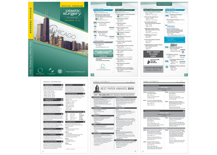2014 ASPS Plastic Surgery The Meeting Official Program
