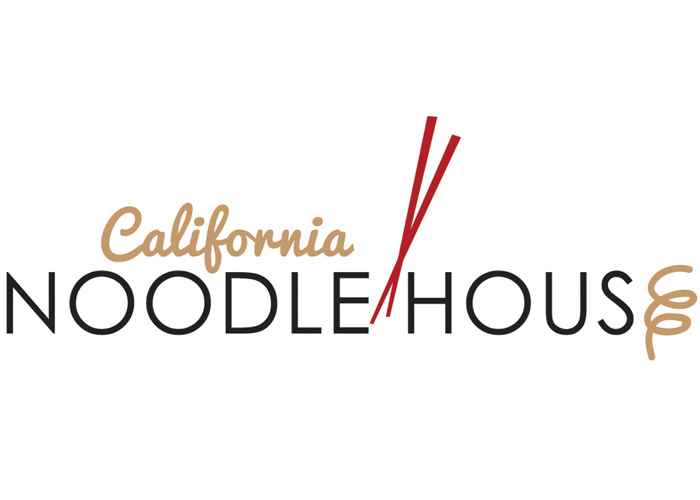 California Noodle House Identity