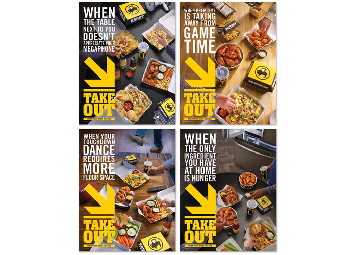 Takeout Posters