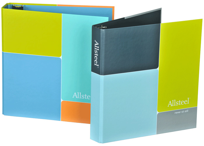 Allsteel Brand Binder Set