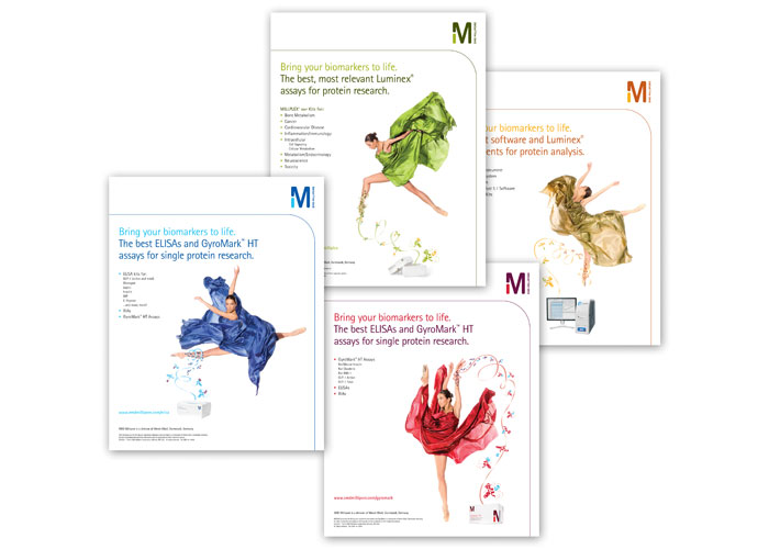 Multiplex Dancer Campaign