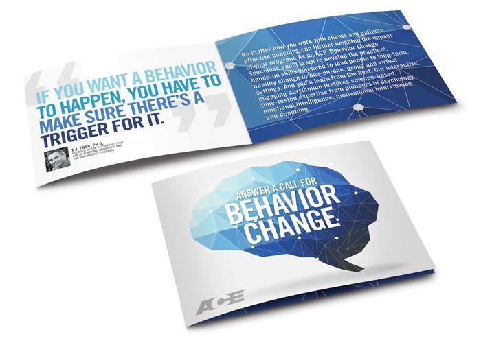 Behavior Change Certification Brochure