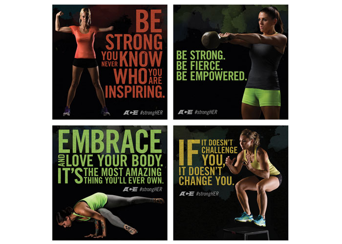 strongHER Posters