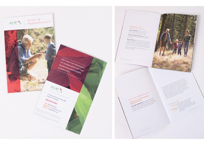 AHF Hemophilia Brochure