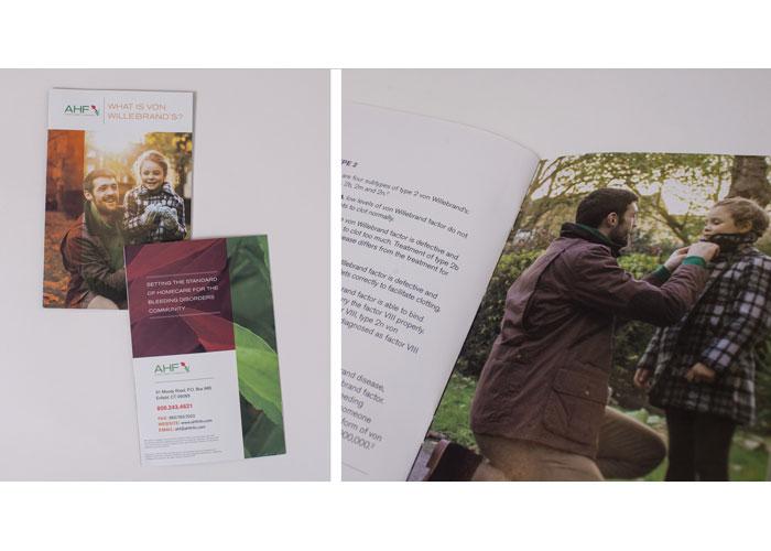 AHF Von Willebrand Patient Brochure