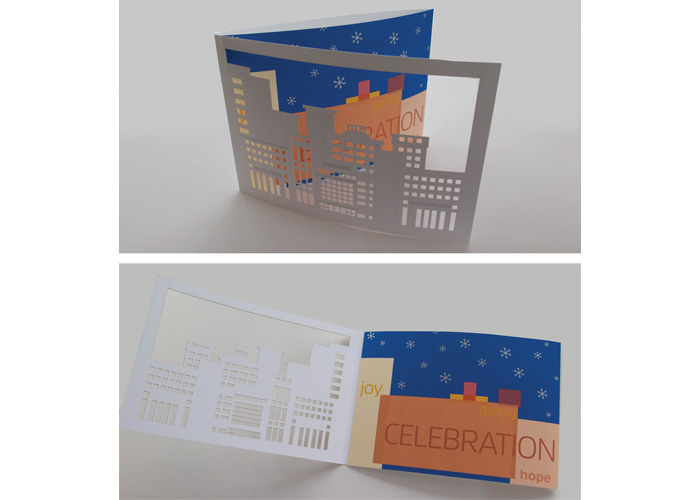 AM Holiday Card