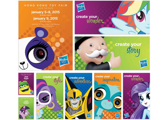 Hasbro Brand Campaign
