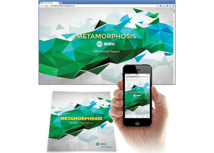 Metamorphosis - 2014 MWH Digital Annual Report