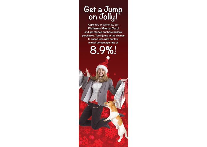 Get a Jump on Jolly Banner