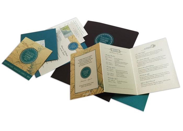 Customer Summit Invitation and Materials