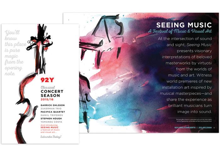 92Y 2015/16 Classical Concert Season Brochure