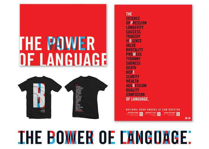 The Power of Language Posters and Collateral